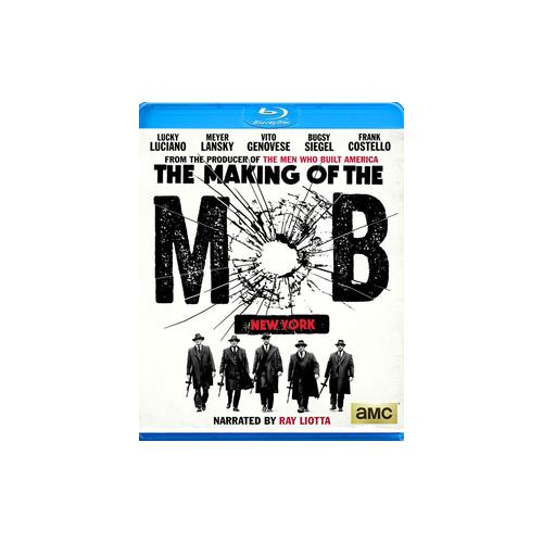 MAKING OF THE MOB (BLU-RAY) 13132632346