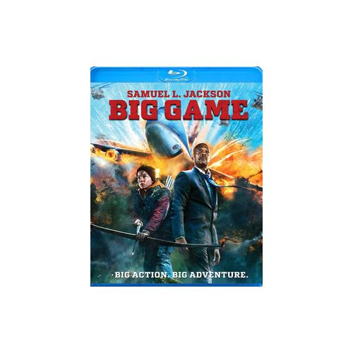 BIG GAME (BLU-RAY) 13132635279