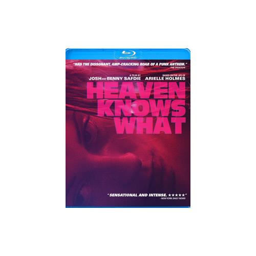 HEAVEN KNOWS WHAT (BLU-RAY) 13132635378