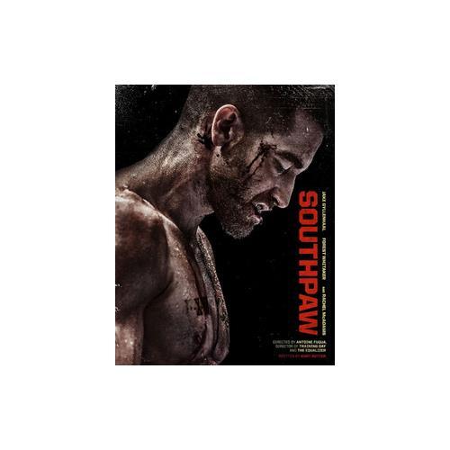 SOUTHPAW (2015/BLU-RAY/DVD/UV/STEELBOOK) 13132636511