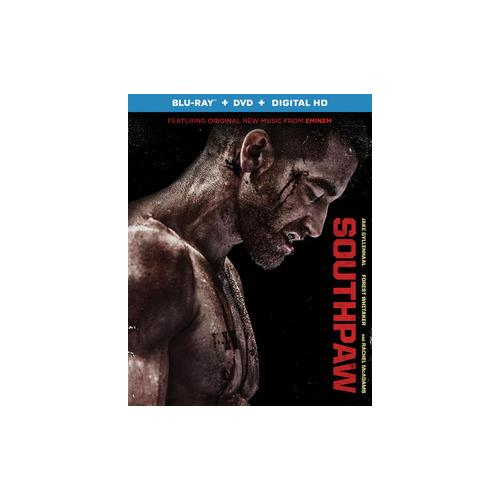 SOUTHPAW (2015/BLU-RAY/DVD/ULTRAVIOLET/2 DISC) 13132638195