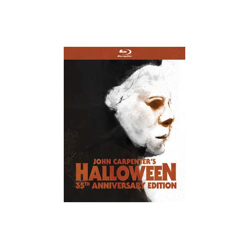 HALLOWEEN 1 (BLU-RAY/35TH ANNIVERSARY/WS) 13132606330