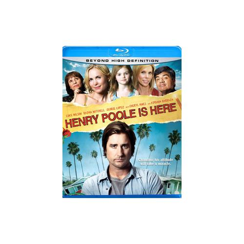 HENRY POOLE IS HERE (BLU-RAY/DVD) 13138306487