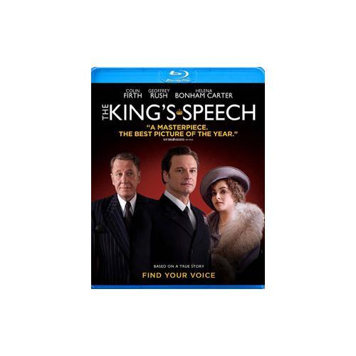 KINGS SPEECH (BLU-RAY) 13132313597