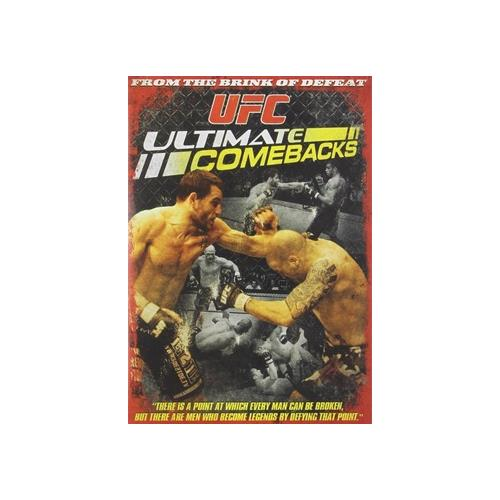 UFC ULTIMATE COMEBACKS (DVD) 13139502390
