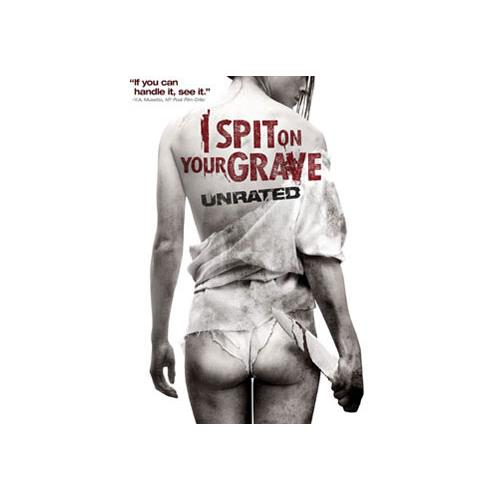 I SPIT ON YOUR GRAVE (DVD/2010/UNRATED) 13132169392