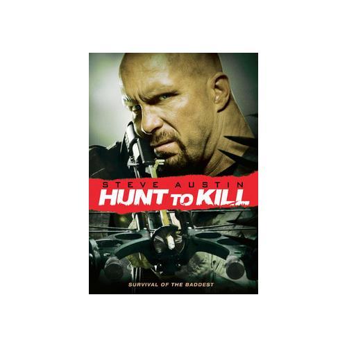 HUNT TO KILL (DVD) 13132186399