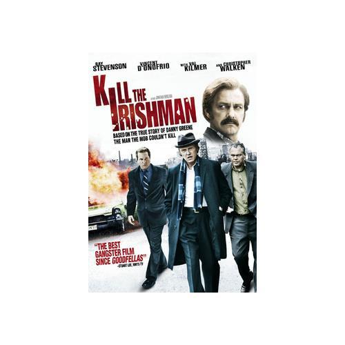 KILL THE IRISHMAN (DVD) 13132219790