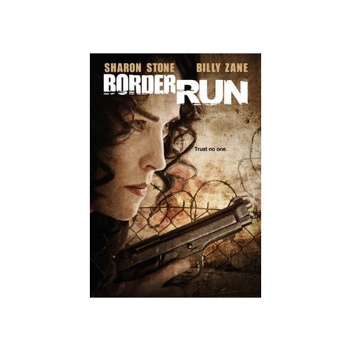 BORDER RUN (DVD) 13132562698