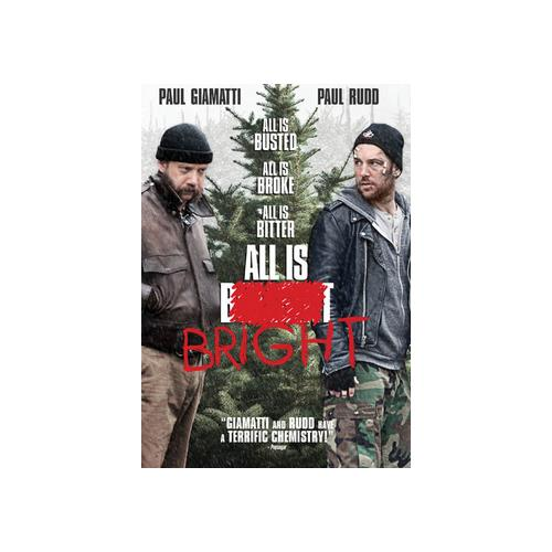 ALL IS BRIGHT (DVD) 13132602226