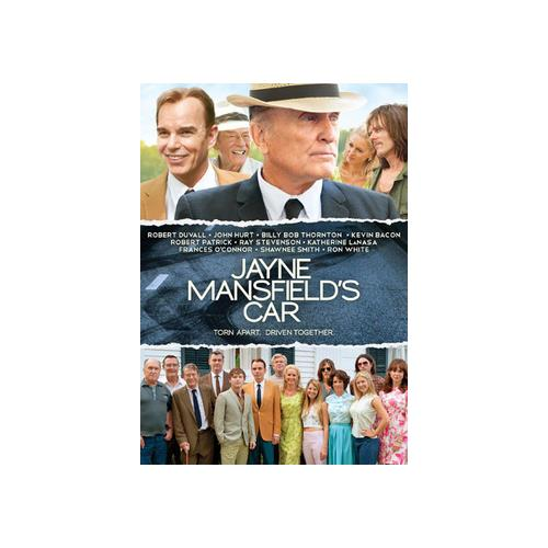 JAYNE MANSFIELDS CAR (DVD) 13132602264
