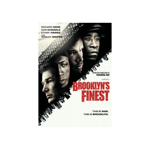 BROOKLYNS FINEST (DVD) 13132140193