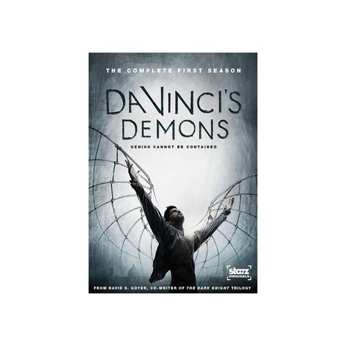 DA VINCIS DEMONS (DVD/3 DISC) 13132600864