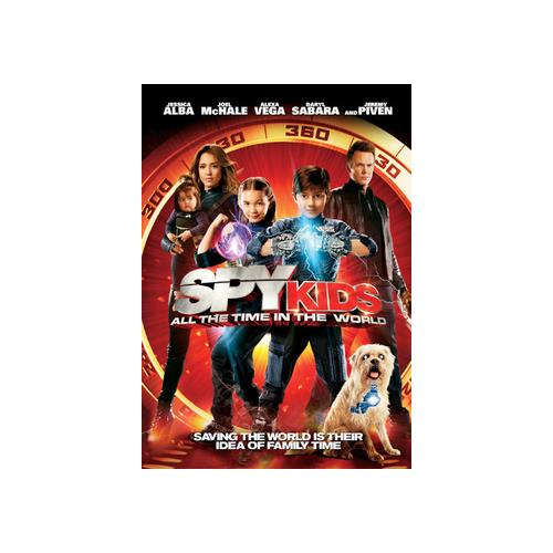 SPY KIDS 4-ALL THE TIME IN THE WORLD (DVD) 13132330396