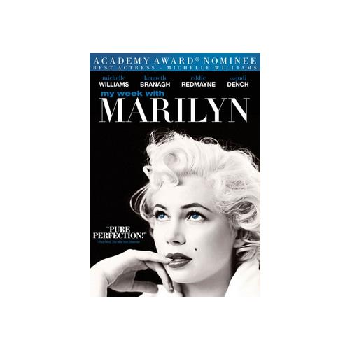 MY WEEK WITH MARILYN (DVD) 13132469690