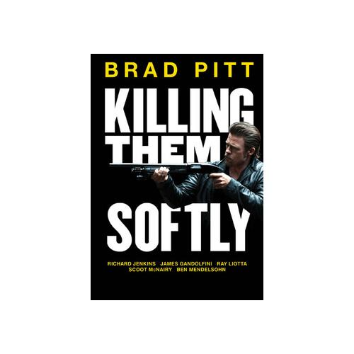 KILLING THEM SOFTLY (DVD) 13132475394