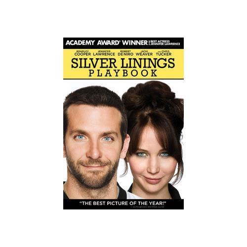 SILVER LININGS PLAYBOOK (DVD) 13132597218