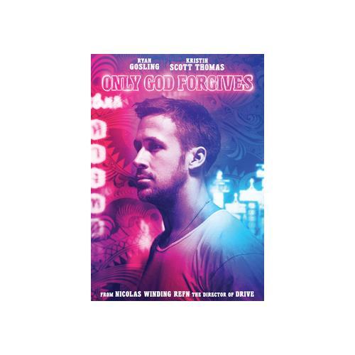 ONLY GOD FORGIVES (DVD) 13132609003