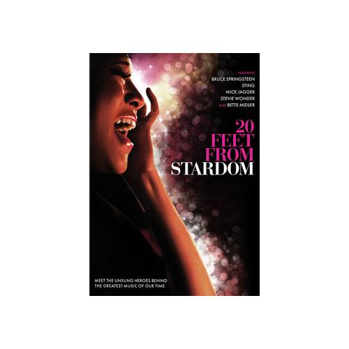20 FEET FROM STARDOM (DVD) 13132609041