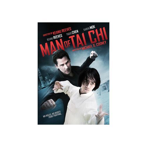 MAN OF TAI CHI (DVD) 13132612812