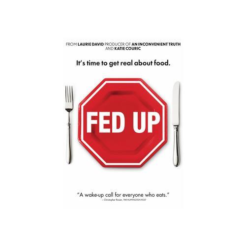FED UP (DVD) 13132621388