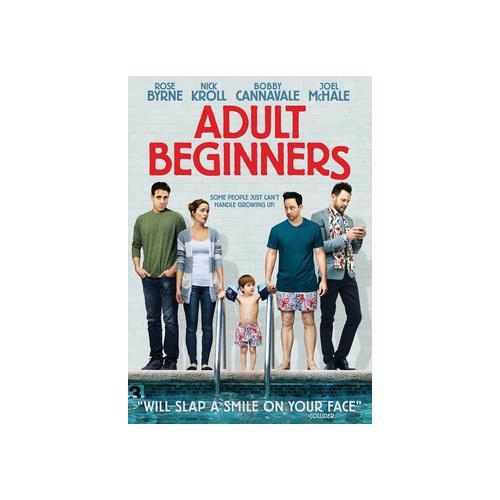 ADULT BEGINNERS (DVD) 13132630588
