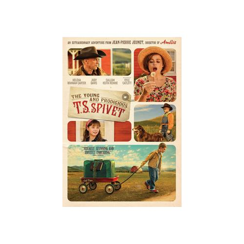 YOUNG & PRODIGIOUS T S SPIVET (DVD) 13132635910
