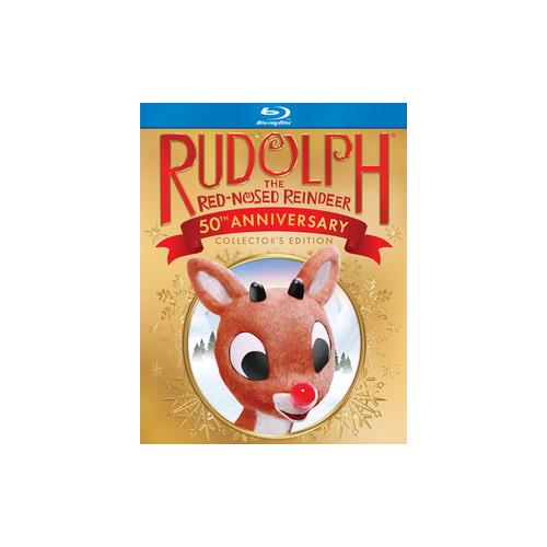 RUDOLPH THE RED NOSED REINDEER 50TH ANNIVERSARY COLLECTION (BLU RAY) 37117035342