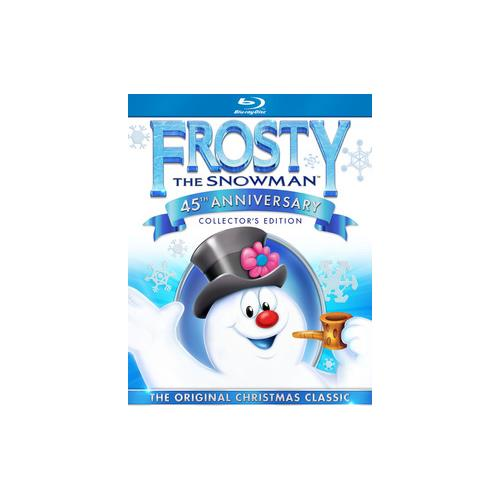 FROSTY THE SNOWMAN 45TH ANNIVERSARY COLLECTORS ED 37117041695