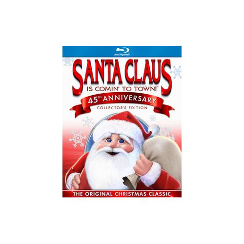 SANTA CLAUS IS COMIN TO TOWN 45TH ANNIVERSARY COLL ED (BLU RAY) 37117041718
