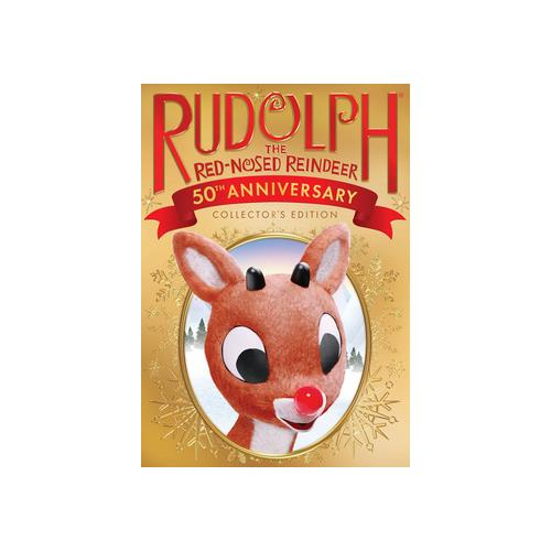 RUDOLPH THE RED NOSED REINDEER 50TH ANNIVERSARY COLLECTION (DVD) 37117034383