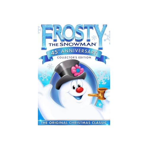 FROSTY THE SNOWMAN 45TH ANNIVERSARY COLLECTORS ED (DVD) 37117041688