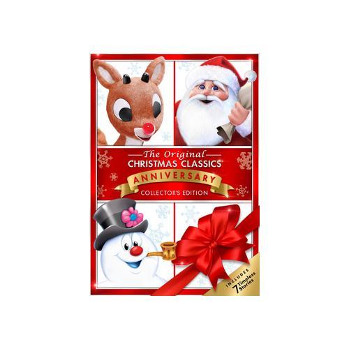 CHRISTMAS CLASSICS GIFT SET (DVD) 37117042043