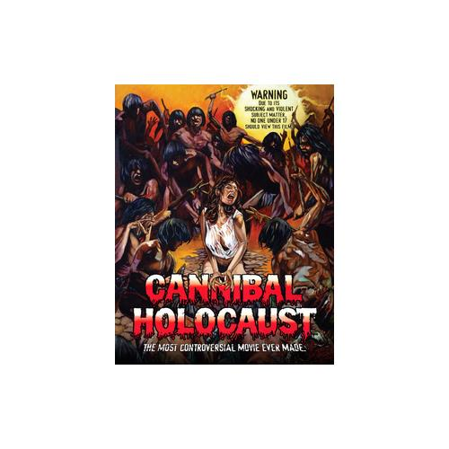 CANNIBAL HOLOCAUST (BLU RAY W/CD) (2DISCS/1CD) 797679001123