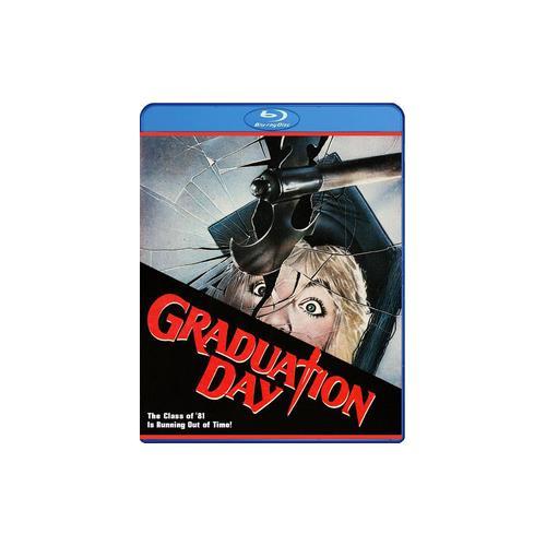 GRADUATION DAY (BLU-RAY/DVD COMBO/1981/1.85-WS) 855011004512