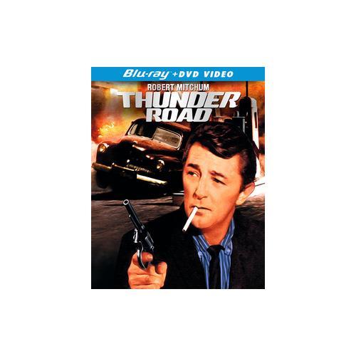THUNDER ROAD (BLU-RAY/DVD COMBO/1958/WS/2 DISC) 11301207029