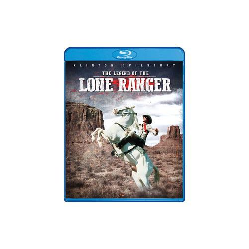 LEGEND OF LONE RANGER (BLU-RAY) 11301208026