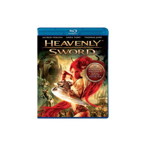 HEAVENLY SWORD (BLU-RAY/WS) 25192245466