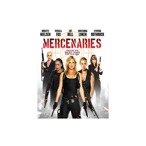 MERCENARIES (BLU-RAY/WS) 883476144030