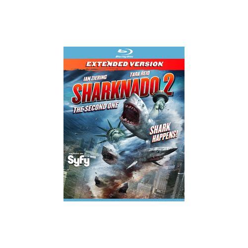 SHARKNADO 2-SECOND ONE (2014/BLU-RAY) 883476144900