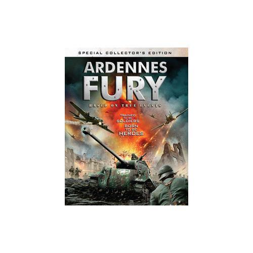 ARDENNES FURY (BLU-RAY/WS/ENG) 883476145617