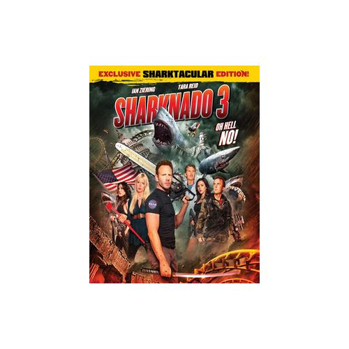 SHARKNADO 3-OH HELL NO (2015/BLU-RAY/WS/DOL 5.1) 883476149011