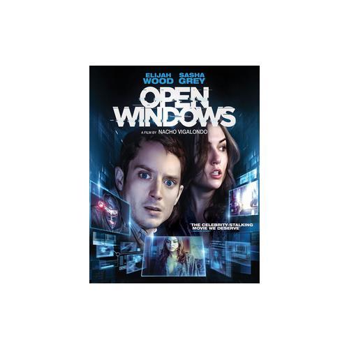 OPEN WINDOWS (BLU-RAY) 883476145747