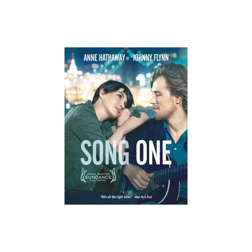 SONG ONE (BLU-RAY/WS 1.78) 883476146867