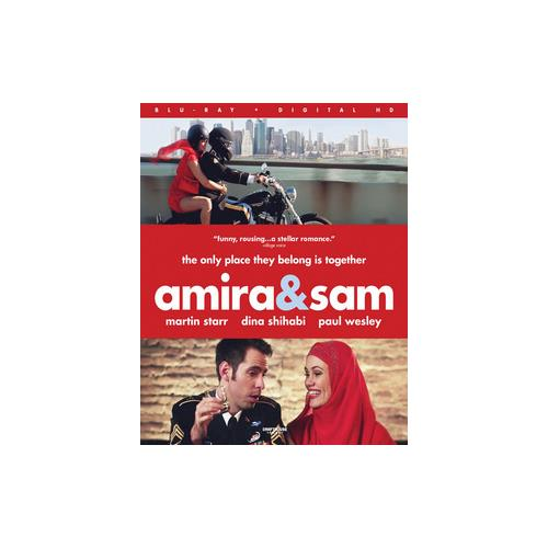 AMIRA & SAM (BLU-RAY/2015/WS) 883476147017