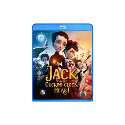 JACK & THE CUCKOOCLOCK HEART (BLU-RAY/DVD COMBO/2 DISC/WS) 826663151817