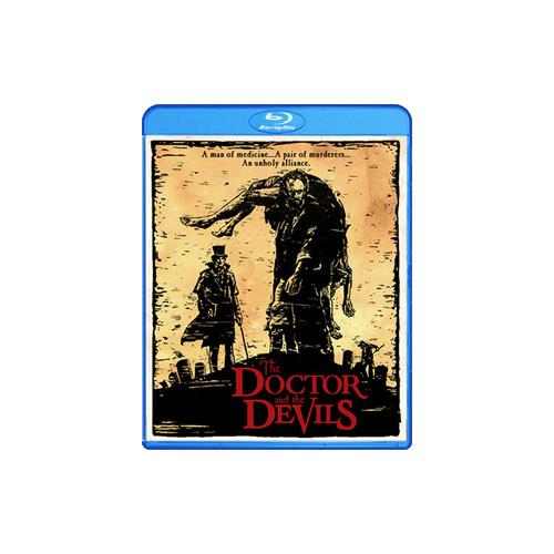 DOCTOR & THE DEVILS (BLU RAY) (WS/ENG) 826663153613