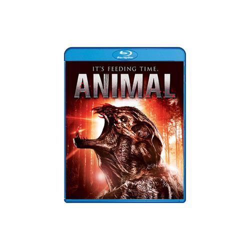 ANIMAL (BLU RAY) 826663156379
