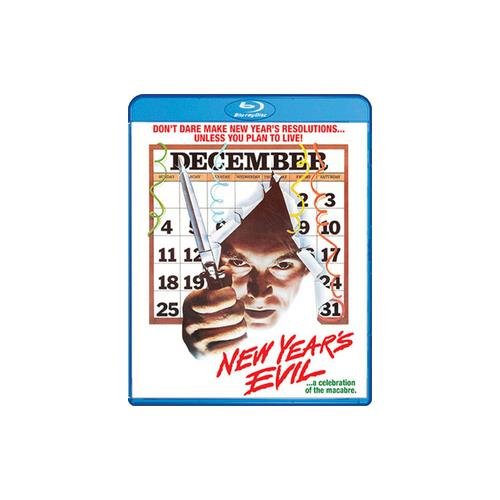 NEW YEARS EVIL (BLU RAY) 826663156508