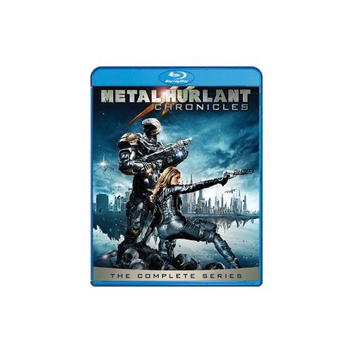 METAL HURLANT CHRONICLES-COMPLETE SERIES (BLU-RAY/3 DISC) 826663157161